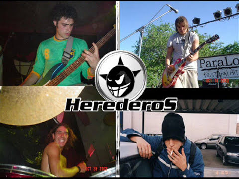 Herederos -Vomitar