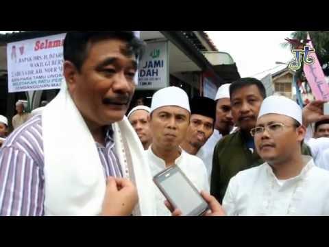 Wagub DKI Jakarta Serahkan Bantuan Renovasi Masjid di Pangkalan Jati
