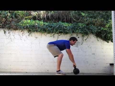 How to Kettlebell Swing (Part I): Quickly learn the kettlebell swing Image 1