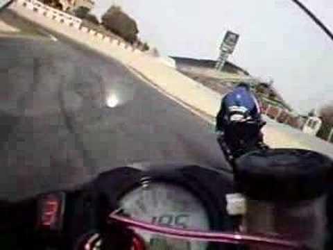 Acura Houston on Tanda Circuit De Catalunya  06 12 07  Onboard  Wzdavid Zx10r  06  Blue