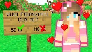 PROVO A FIDANZARMI SU MINECRAFT TRASFORMATO IN MUCCA - Scherzi su Minecraft ITA
