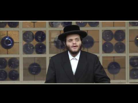 א' לחיים מיט זאנוויל ווינברגר - הקליפ הרישמי | Zanvil Weinberger
