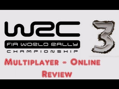 WRC 3 Multiplayer Review - Xbox Live
