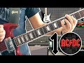 Top 10 Riffs: ACDC   *Dedicated To Malcolm Young*