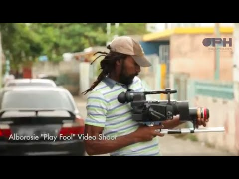 Alborosie – NEW Play Fool   The Making of the video