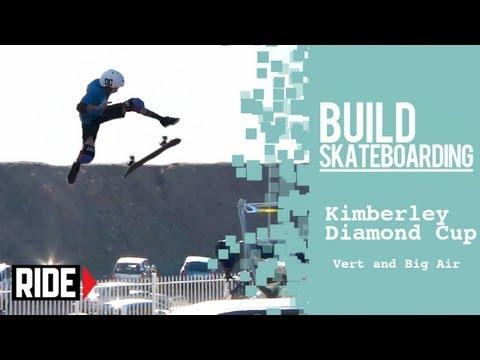 Andy Mac, PLG, Jagger Eaton, and More! Kimberley Diamond Cup 2013 -- Vert and Big Air