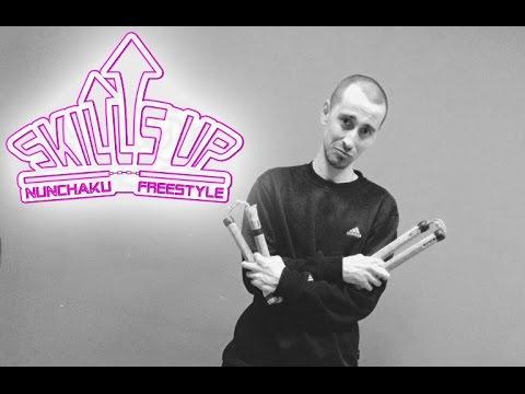 SKILLS UP | Nunchaku Freestyle 2016 Задание от Володи 2