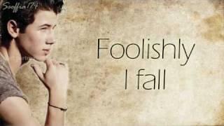 Watch Nick Jonas London foolishly video