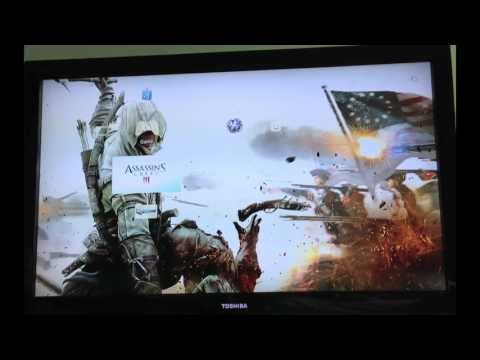 Assassins Creed 3 (AC3) Loading Screen Stuck PS3 Fix