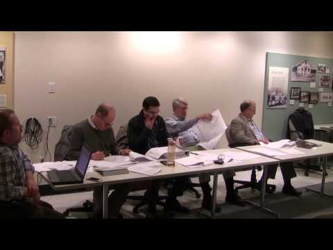 Weston MA Planning Board 11/5/2013: 11:12 - The Rivers School - Limited Site Plan Review