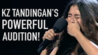 Download Lagu KZ Tandingan WOWS The Crowd With Her First X Factor Audition! | X Factor Global Gratis STAFABAND