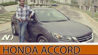 Honda Accord - ¿Por qué es el más vendido?