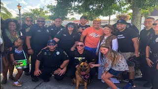 St. Augustine Police Department Lip Sync Battle - St. Augustine Florida