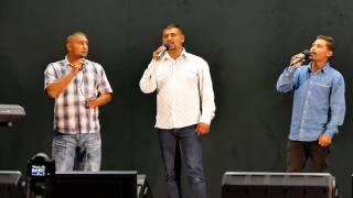 Rómska spevácka skupina z osady Rakúsy - Konferencia o službe - Pieseň v službe evanjelia 2016