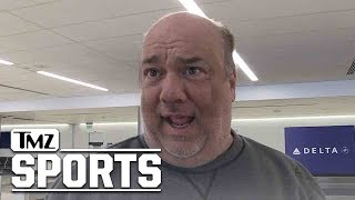 Brock Lesnar Is Primed for UFC Comeback, Says WWE Manager Paul Heyman | TMZ Sports
