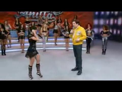 Anitta Passa a maior vergonha no faustão