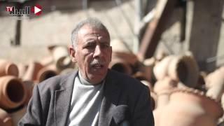 صناعة الفخار في «غزة» .. حكاية تراث