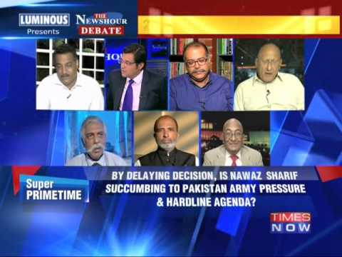 The Newshour Debate: 26/11 plotter warns Nawaz Sharif - Full Debate (23rd May 2014)