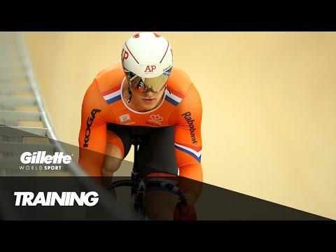 Jeffrey Hoogland - Preparing for Rio 2016 Olympics | Gillette World Sport