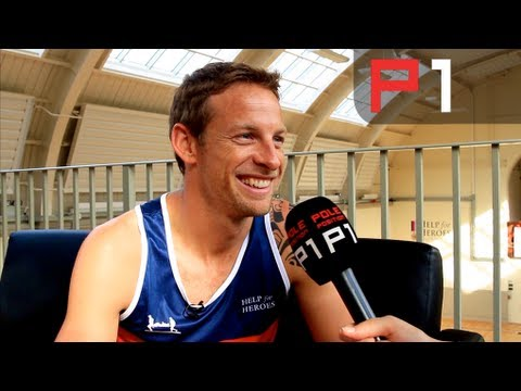 Jay-Z or Beyonce? -The Jenson Button 60sec Q&A