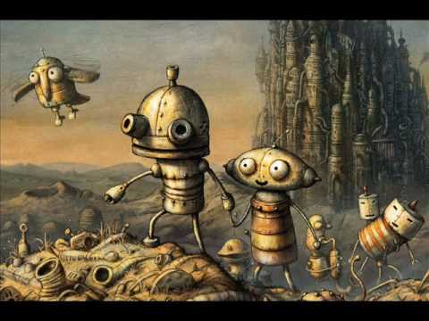 Machinarium - Soundtrack -Clockwise Operetta