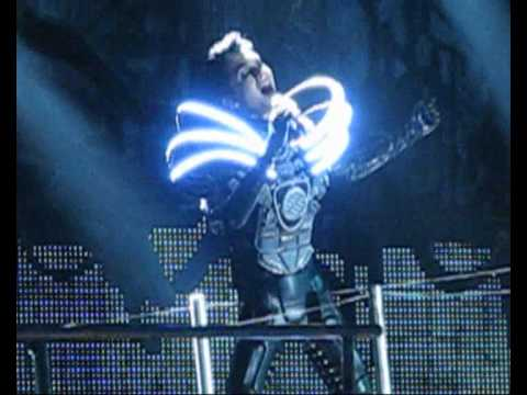 TOKIO HOTEL - SCREAMIN' - HELSINKI - HUMANOID TOUR
