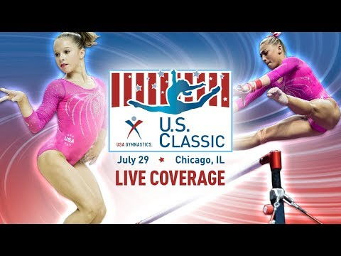 2017 U.S. Classic - Senior Competition - International Feed