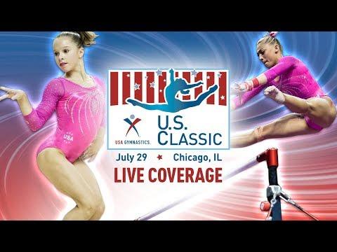 2017 U.S. Classic - Senior Competition - International Feed