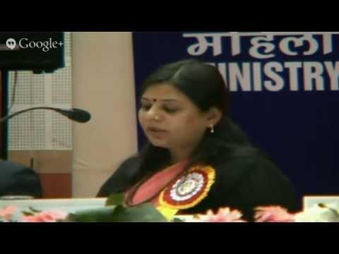 Beti Bachao, Beti Padhao 20-01-15 Panipat live Part 5 Speach Kavita Jain