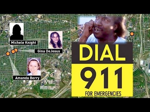 Charles Ramsey 911 Call (UNCENSORED)