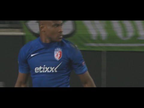 Enyeama vs Wolfsburg