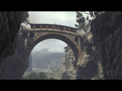 MW3 SANCTUARY SPAWN TIPS WITH AK47 MOAB