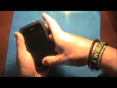 iBand Tech 21 iPhone Case