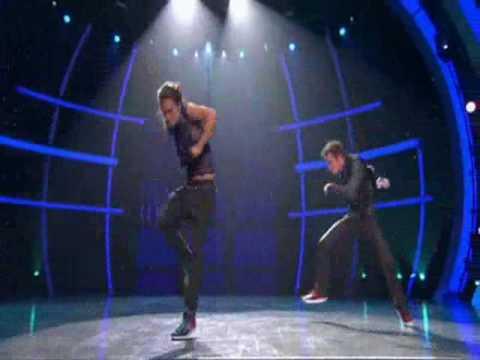 Ashleigh & Jakob * Hip Hop - Whatcha Say video