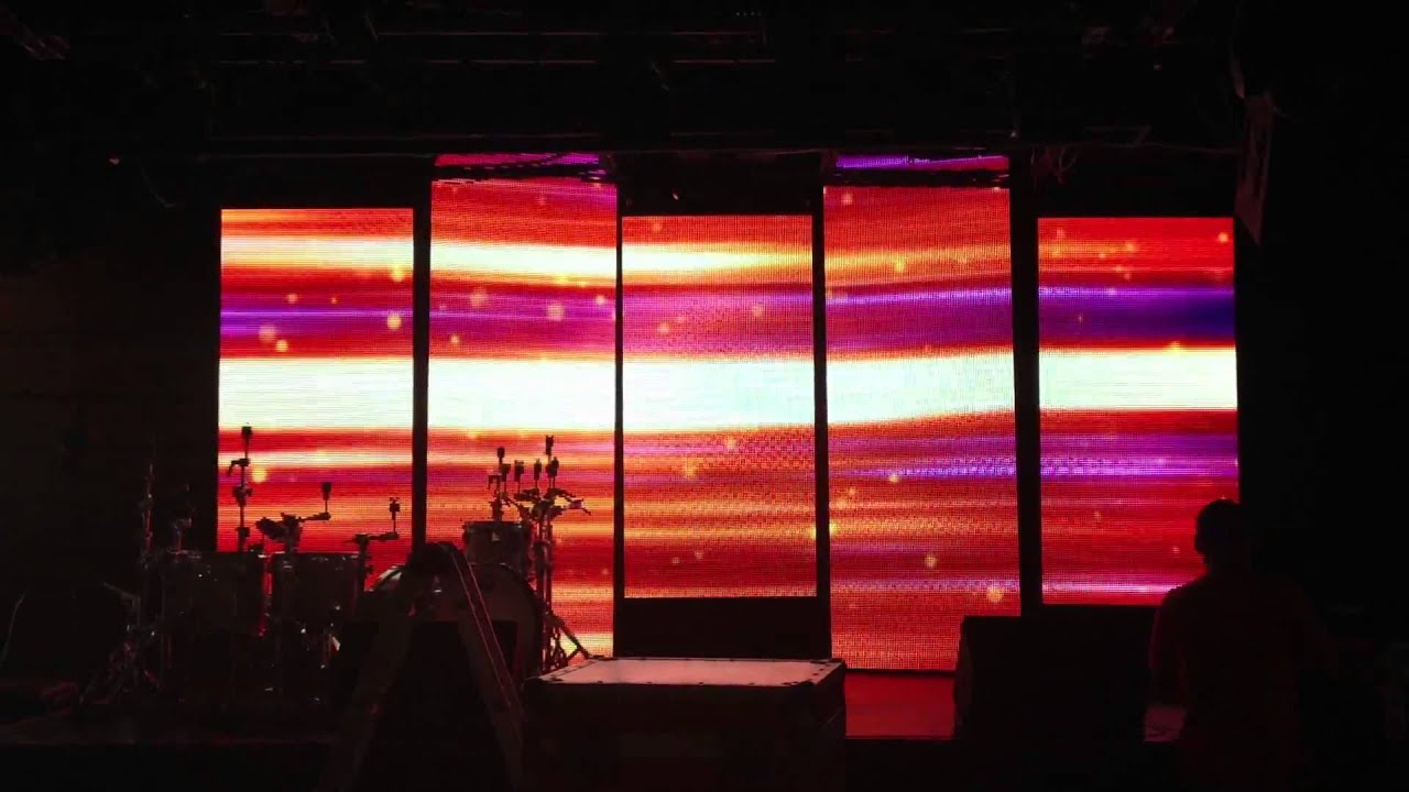 Led Screen Wallpaper P10 Outdoor Led Video Screen