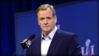 MORE BAD NEWS FOR NFL COMMISH AFTER FANS TAKE MATTERS INTO THEIR OWN HANDS WHEN ASKED ONE QUESTION