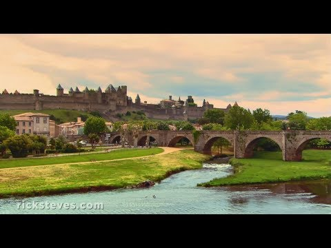 The Languedoc, France: Carcassonne — Europe's Ultimate Fortress City