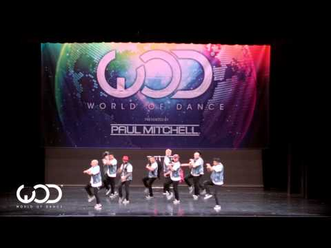 World Of Dance Vancouver 2012: The Faculty | 1st Place Champions