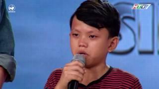 Hát mãi ước mơ   Teaser tập 13: Câu nói của cậu bé 14 tuổi khiến 3 giám khảo phải lặng người
