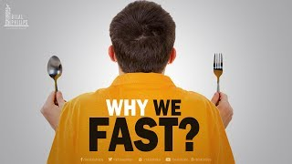 Why We Fast - Dr. Bilal Philips [HD]