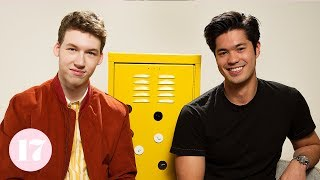 Download Lagu Fan Theories With Devin Druid & Ross Butler From '13 Reasons Why' | Seventeen Gratis STAFABAND