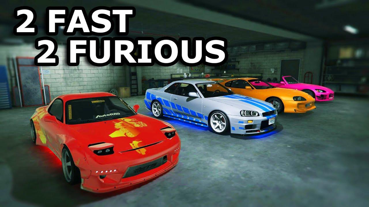 Amazoncom 2 Fast 2 Furious Paul Walker Tyrese Eva