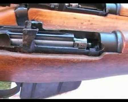 Lee Enfield No4 rifles compared Part One