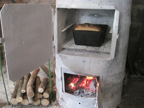 Печь духовка своими руками