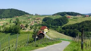 The South Styrian Wine Road in Austria #austriantime