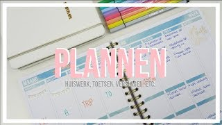 How To: Planning Maken | Bo