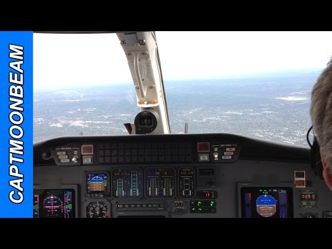 Cessna Citation Encore Landing and TCAS: Nashville to St  Louis