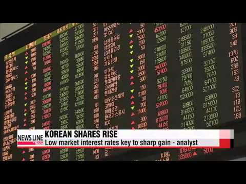 Korea's benchmark index breaks another record