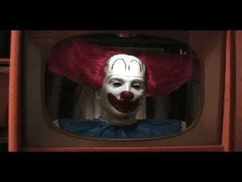 Scary Clown Pictures With Quotes The Scary Clown Doll or