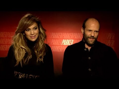 Jennifer Lopez & Jason Statham - Parker Interview HD